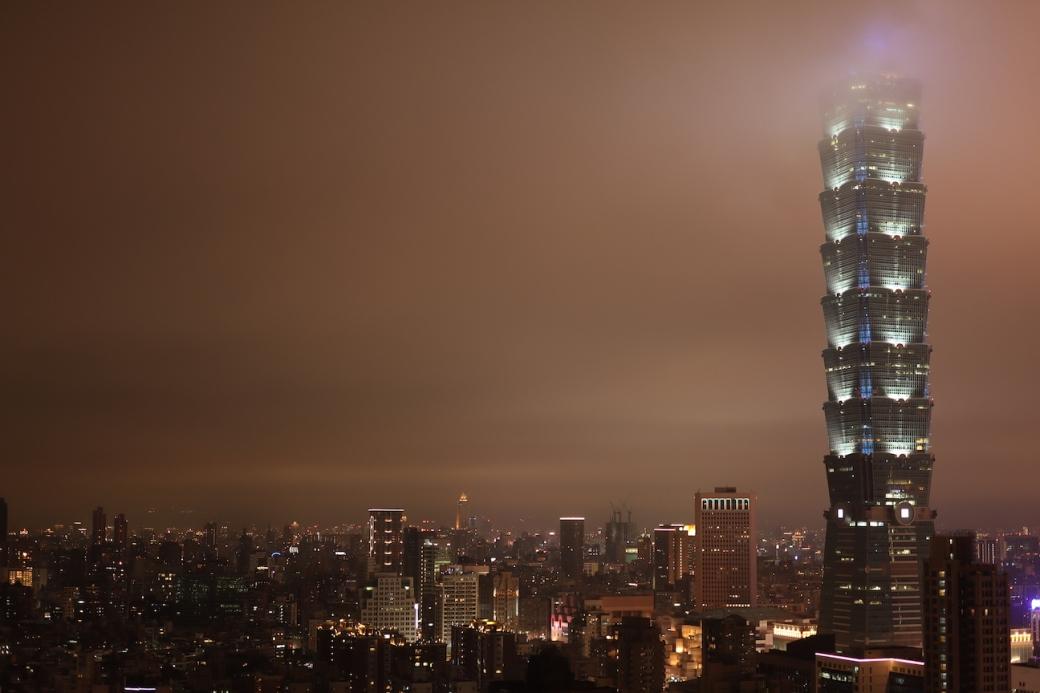 Taipei 101 Dec 21, 2019